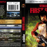 First Blood (1982) R1 4K UHD Cover