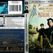 Miss Peregrine's Home For Peculiar Children (2016) R1 4K UHD Cover