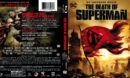 The Death Of Superman (2018) R1 Blu-Ray Cover