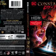 Constantine: City Of Demons (2018) R1 4K UHD Cover