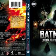Batman: Gotham By Gaslight (2018) R1 Blu-Ray Cover