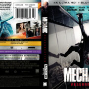 Mechanic: Resurrection (2016) R1 4K UHD Cover