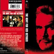 The Hunt For Red October (1990) R1 Blu-Ray Cover