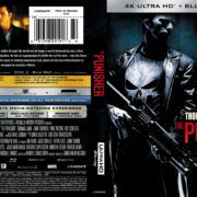 The Punisher (2004) R1 4K UHD Cover