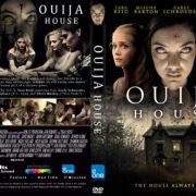 Ouija House (2018) R1 Custom DVD Cover