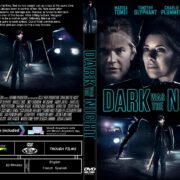 Dark Was The Night (2018) R1 Custom DVD Cover