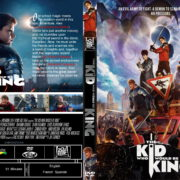The Kid Who Would Be King (2019) R0 Custom DVD Cover