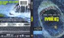 The Meg (2018) R1 4K UHD Cover & Labels
