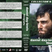 Daniel Day Lewis Filmography – Collection 2 (1988-1992) R1 Custom DVD Covers