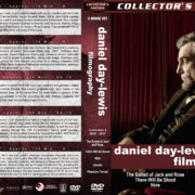 Daniel Day Lewis Filmography - Collection 4 (2005-2017) R1 Custom DVD Covers
