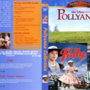Pollyanna Collection DVD (1989-1990) R1 Custom DVD Cover