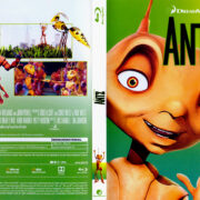 Antz (1998) R2 German Blu-Covers