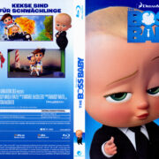 The Boss Baby (2008) R2 german Blu-Ray Covers