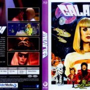 Galaxina (2018) R2 German Blu-Ray Covers
