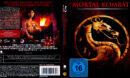 Mortal Kombat (2011) R2 German Blu-Ray Cover