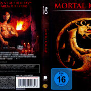 Mortal Kombat (2011) R2 German Blu-Ray Cover