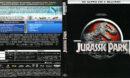 Jurassic Park (2018) R2 German Blu-Ray Covers & labels