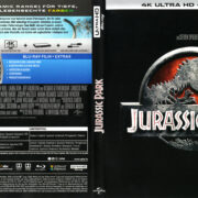 Jurassic Park (2018) R2 German Blu-Ray Covers & labels