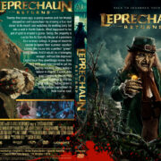 Leprechaun Returns (2018) R1 Custom DVD Cover