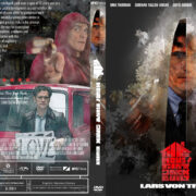The House That Jack Built (2018) R1 Custom DVD Cover