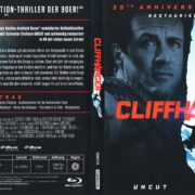 Cliffhanger (1993) German (4K Remastered) Cover & Label