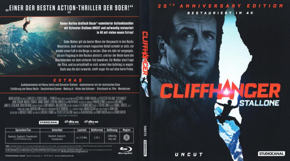 Cliffhanger Deutsch
