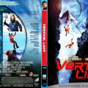 Vertical Limit (2000) R2 German Blu-Ray Cover & Label