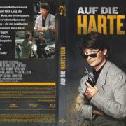 Auf die harte Tour (1991) R2 German Blu-Ray Cover & Label