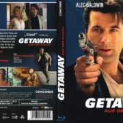 Getaway (1994) R2 German Blu-Ray Cover & label