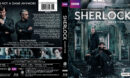 Sherlock Season - 4 (2017) R1 Blu-ray Cover