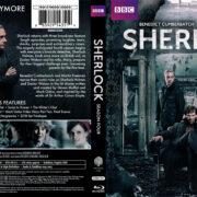 Sherlock Season – 4 (2017) R1 Blu-ray Cover