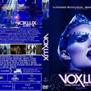 Vox Lux (2018) R1 Custom DVD Cover
