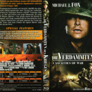Die Verdammten des Krieges – Casualties of War (1989) R2 German Blu-Ray cover & Labels