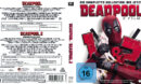 Deadpool 2-Movie-Collection (2018) R2 Custom German Blu-Ray Covers