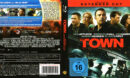 The Town - Stadt ohne Gnade (2010) R2 German Blu-Ray Covers & label