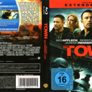 The Town – Stadt ohne Gnade (2010) R2 German Blu-Ray Covers & label