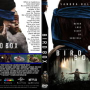Bird Box (2018) R1 Custom DVD Cover