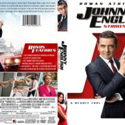 Johnny English Strikes Again (2018) R1 Custom DVD Cover