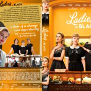 Ladies In Black (2018) R1 Custom DVD Cover