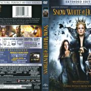 Snow White and the Huntsman (2012) R1 DVD Cover