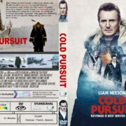 Cold Pursuit (2019) R0 Custom DVD Cover