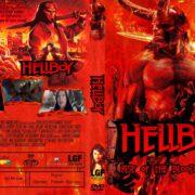 Hellboy (2019) R0 Custom DVD Cover