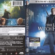 The Last Witch Hunter 2016 UHD 4K RETAIL R1 Cover & Labels
