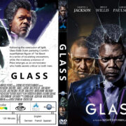 Glass (2019) R0 Custom DVD Cover