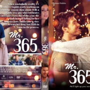 Mr. 365 (2018) R1 Custom DVD Cover