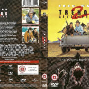 Tremors 2: Aftershocks (1996) R2 DVD Cover & Label