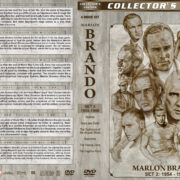 Marlon Brando Filmography – Set 2 (1954-1960) R1 Custom DVD Covers