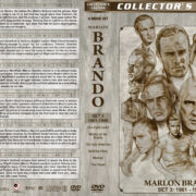 Marlon Brando Filmography – Set 3 (1961-1966) R1 Custom DVD Covers