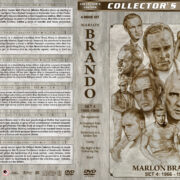Marlon Brando Filmography - Set 4 (1966-1969) R1 Custom DVD Covers