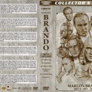 Marlon Brando Filmography – Set 5 (1971-1978) R1 Custom DVD Covers